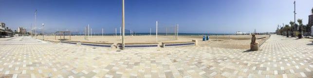 San Juan beach Stock Image
