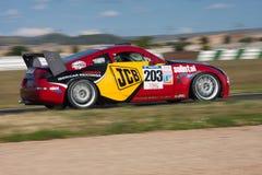 San Juan Brothers. Spain Cup resistance 2011, La Torrecica circuit Stock Photography