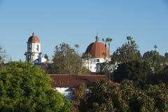 San Juan Capistrano Stockbild