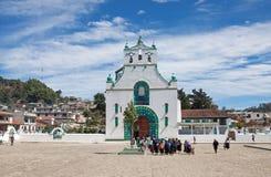 San Juan Chamula, Chiapas, México fotos de stock