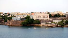 San Juan City Royalty Free Stock Photos