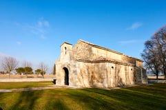 San Juan De baños Wizygocki kościół Obraz Royalty Free