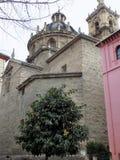 San Juan de Dios Church-Granada-Andalusia-Spain. Church where the remains of San Juan de Dios rest Stock Images