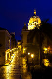 San Juan de Dios street Stock Images