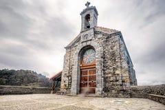 San Juan de Gaztelugatxe fotografía de archivo