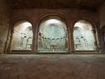 San Juan De La Pena Monastery Stock Image