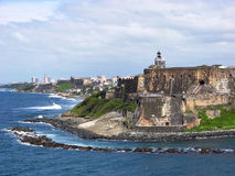 San Juan Defence Royalty Free Stock Photography