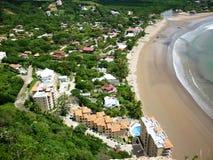 San Juan del Sur Beach royaltyfria foton