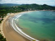 San Juan del Sur Beach Stock Photography