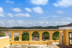 San Juan ein altes Landhuis Stockfotografie