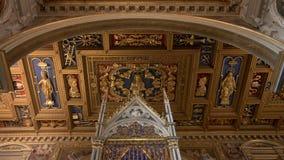 San Juan en Lateran imagen de archivo libre de regalías