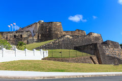 San Juan, Fort San Felipe del Morro Royalty Free Stock Photography