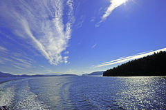 San Juan Islands Royalty Free Stock Images
