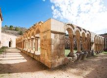 San Juan monastery Royalty Free Stock Image