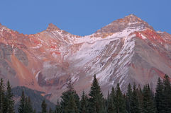 San Juan Mountains Stock Images