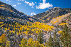 San Juan Mountains Stock Photo