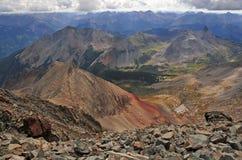San Juan Mountains, Colorado Imagem de Stock