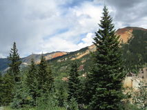 San Juan Mountains Stock Image