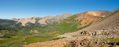 San Juan Mountains Panorama, Colorado Stock Photography