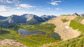 San Juan Mountains Scenery Stock Images