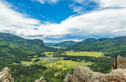 San Juan National Forest Royalty Free Stock Photo