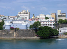 San Juan Old City Royalty Free Stock Image