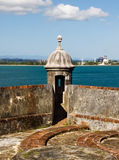San Juan - Old and New Meet Royalty Free Stock Photography