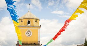 San Juan Ostuncalco Stock Image