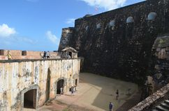 San Juan, Porto Rico images libres de droits