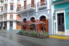 San Juan Porto Rico Fotografie Stock