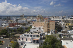 San Juan, Puerto Rico Stock Images