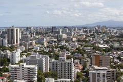 San Juan Puerto Rico stock foto's