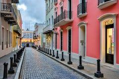 San Juan, Puerto Rico Foto de Stock
