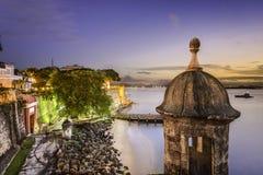 San Juan Puerto Rico Stockfoto
