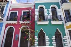 San Juan, Puerto Rico stock foto's