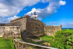 San Juan Puerto Rico Stock Photos
