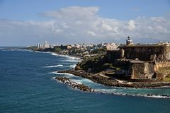 San Juan, Puerto Rico stock photos