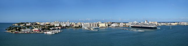 San Juan, Puerto Rico royalty free stock photography