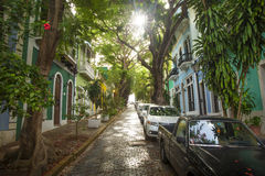 San Juan, Puerto Rico Royalty Free Stock Photo