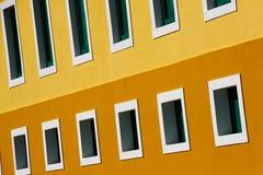 San Juan - relanzar los cuadrados, ángulos, líneas Fotos de archivo libres de regalías