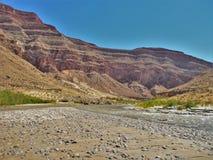 San Juan River Cliffs Fotografía de archivo