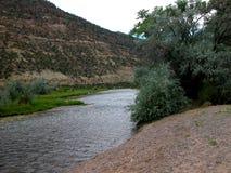 San Juan River - New Mexico Royalty Free Stock Photography