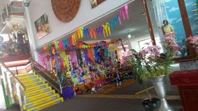 San Juan rynek Fotografia Royalty Free