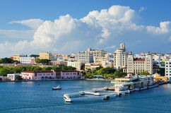 San Juan Skyline Stock Photo