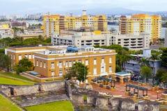 San Juan Skyline Fotos de archivo