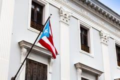 San Juan Stary miasto Zdjęcie Royalty Free