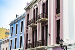 San Juan Stary miasto Obraz Royalty Free