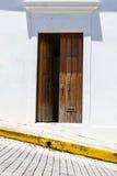 San Juan Stary miasto zdjęcia stock