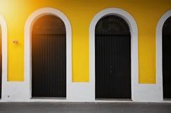 San Juan Streets Images libres de droits