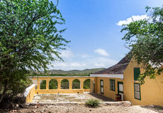 San Juan un vieux Landhuis Photographie stock